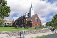 Proposed Church Building